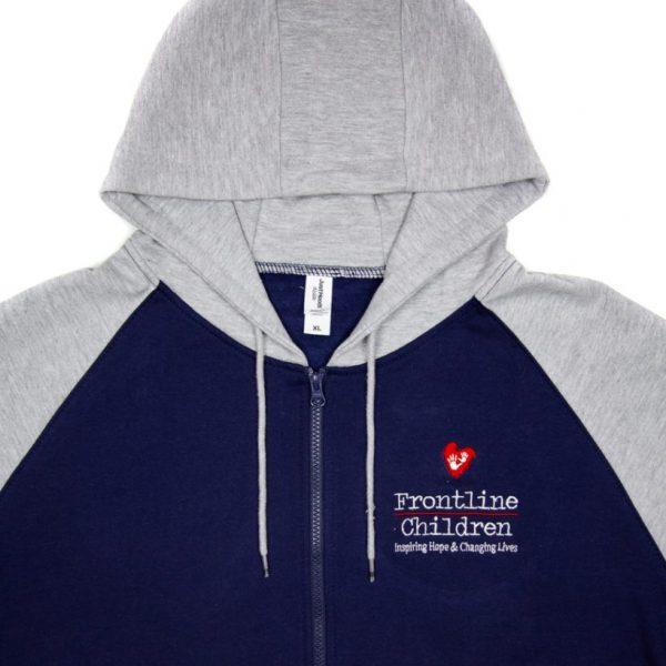 Frontline Children – Zip Hoodie