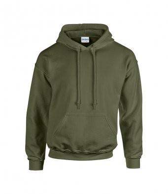 Military Green Hoodie