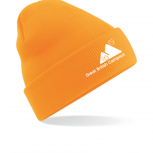 Great British Campout Beanie