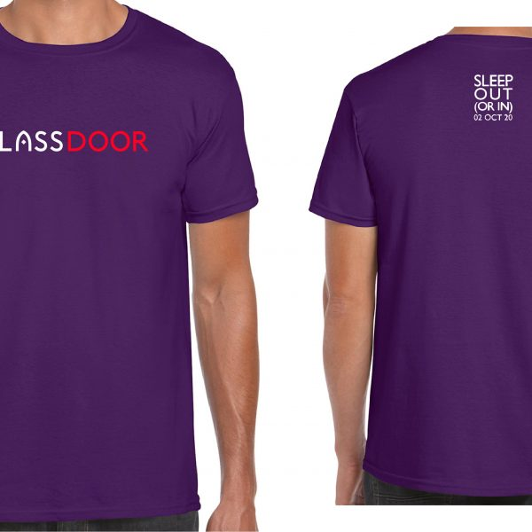 Glass Door Children's T-shirt