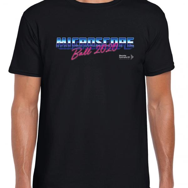MDUK Microscope Ball T-shirt