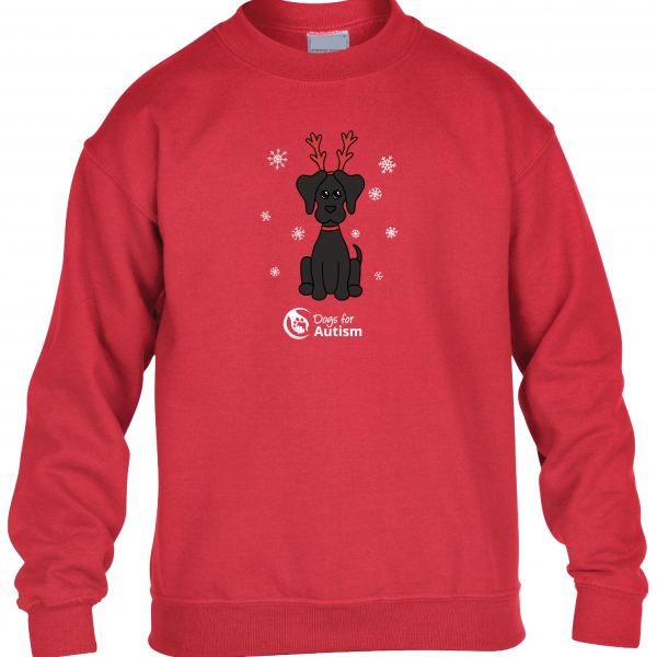 Dogs for Autism Sweatshirt – Children's