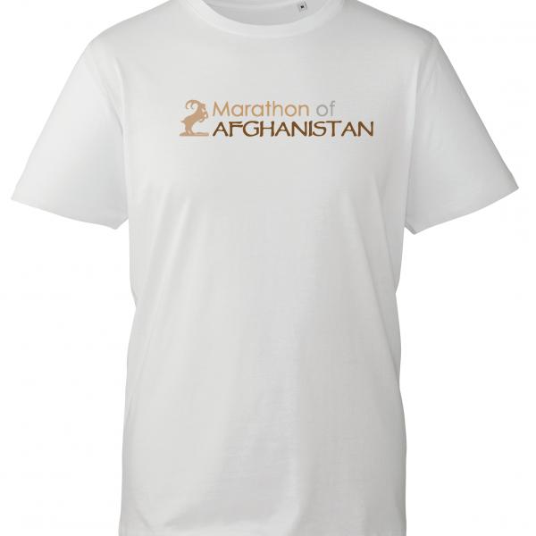Marathon of Afghanistan T-shirt