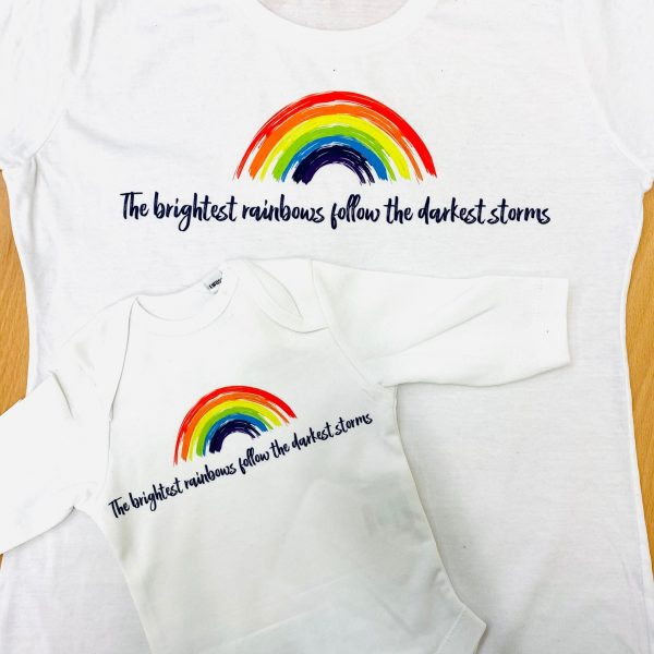 Mummy and Baby Rainbow Set