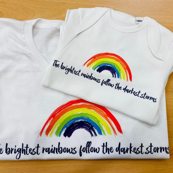 Rainbow Baby Mother and Baby - for Tommy's