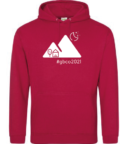 The 2021 Great British Campout Hoodie – Adults