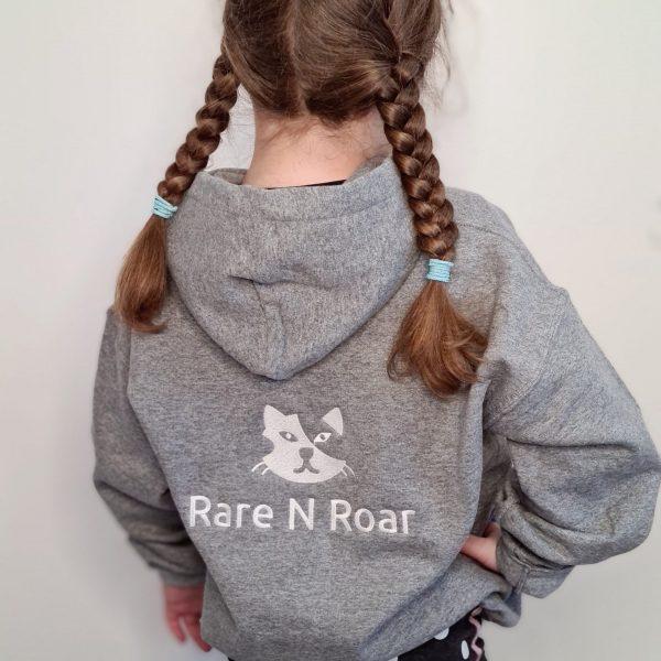 Rare 'n' Roar Children's Hoodie