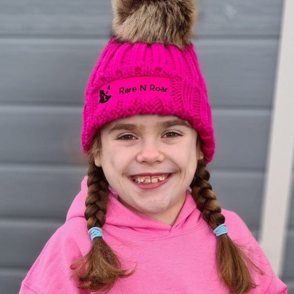 Rare 'n' Roar Bobble Hat – Children's