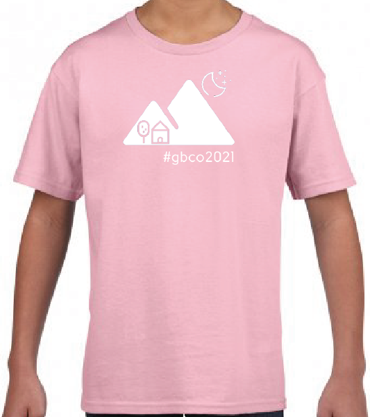 The 2021 Great British Campout T-Shirt – Kids