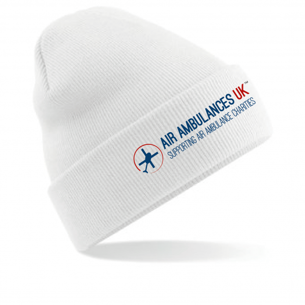 Air Ambulances UK Beanie