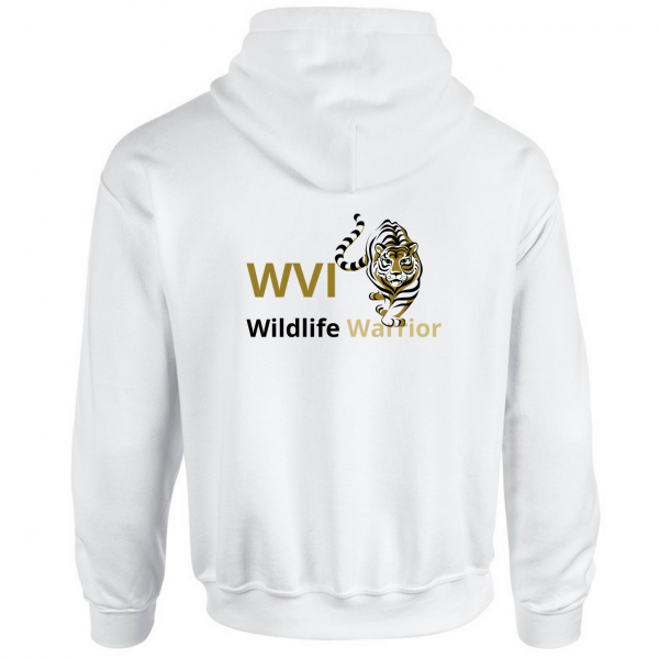 Wildlife Vets International Unisex Hoodie – Tiger Design