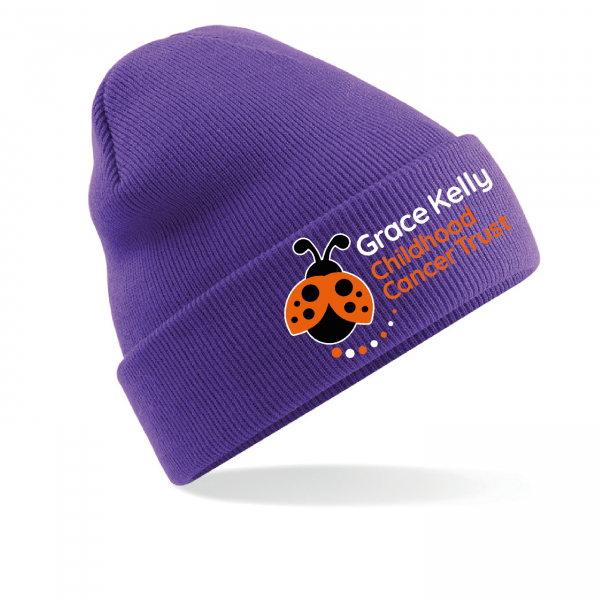 Grace Kelly Childhood Cancer Trust, Beanie