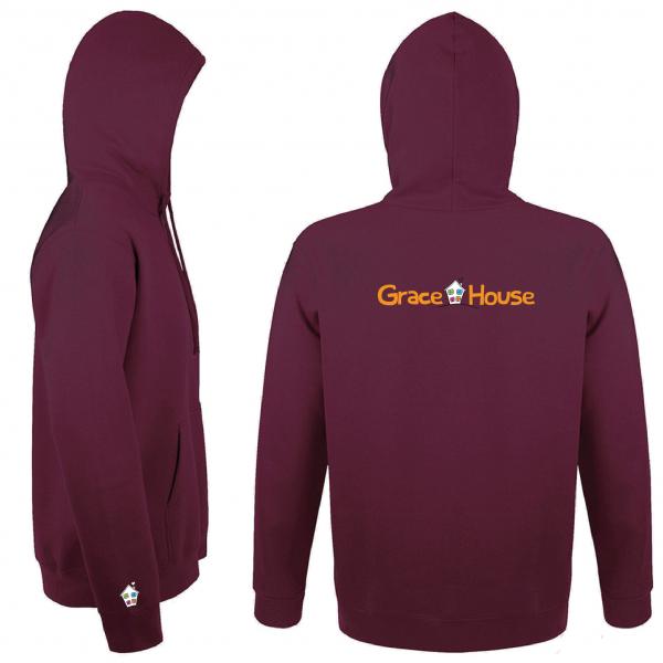 Grace House Snake-hood Sweatshirt