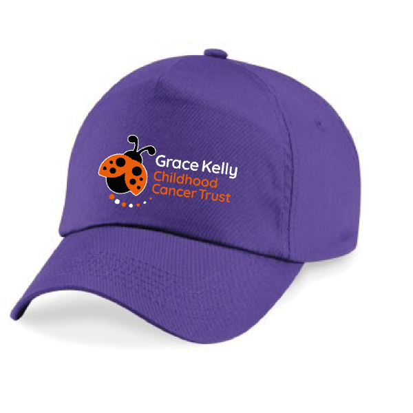 Grace Kelly Childhood Cancer Trust, Cap