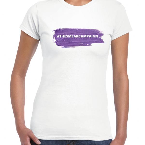The Smear Campaign Ladies T-shirt