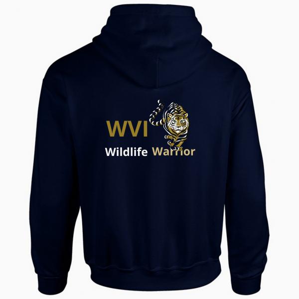 Wildlife Vets International Children's Hoodie – Tiger Design