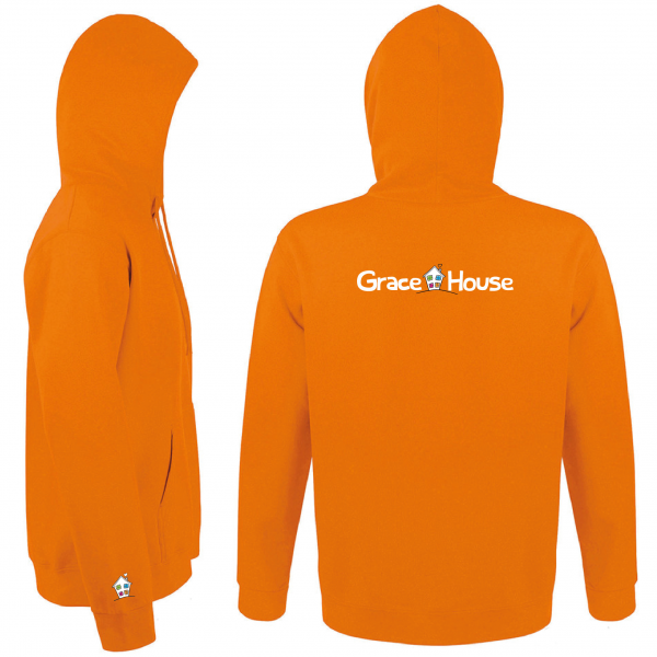 Grace House Snake-hood Sweatshirt