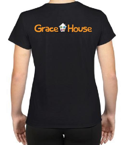 Grace House Ladies Technical T-Shirt