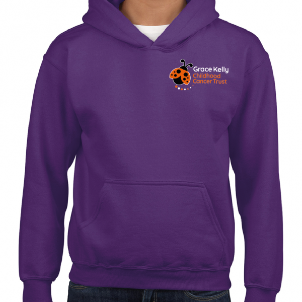 Grace Kelly Childhood Cancer Trust, Children's Hoodie