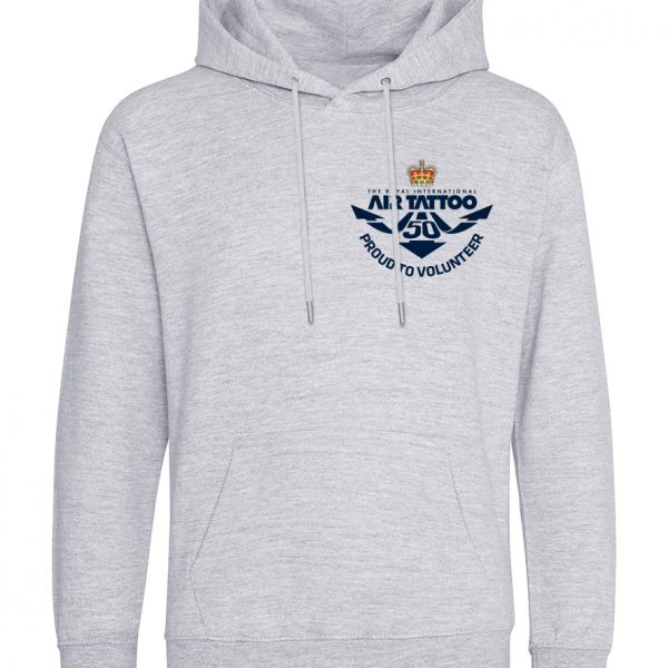 Protected: Hoodie – small embroidery (blue) left chest/Trust logo embroidery left sleeve