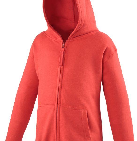 Rare 'n' Roar Children's Zipped Hoodie