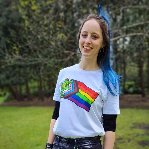 LGBT Youth Scotland T-shirts
