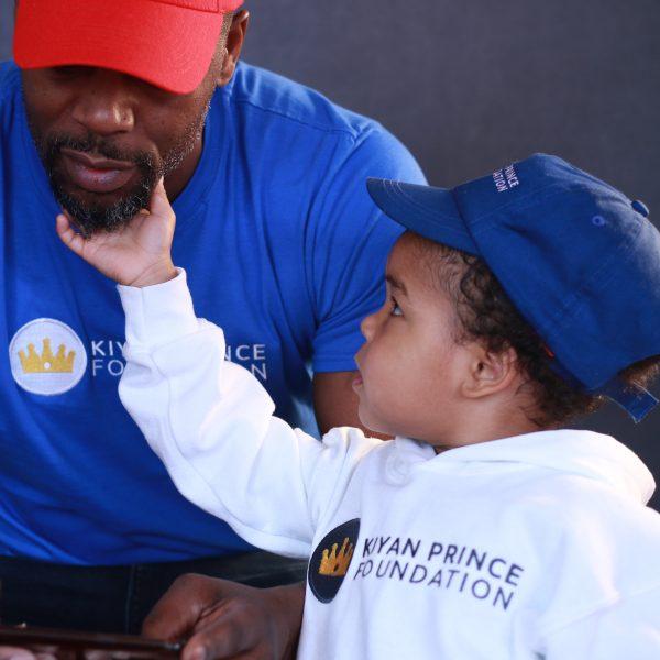 Kiyan Prince Foundation Cap