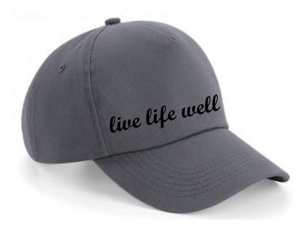 Time Together Live Life Well Cap