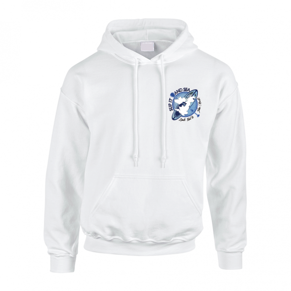 Sup It and Sea Hoodie