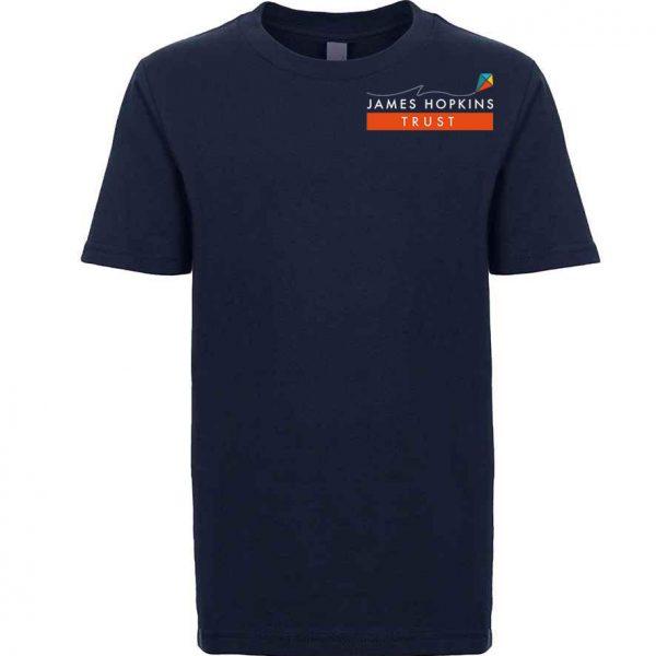 James Hopkins Trust – Children's T-shirts