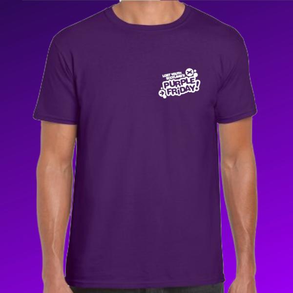 Pass The Torch T-shirt